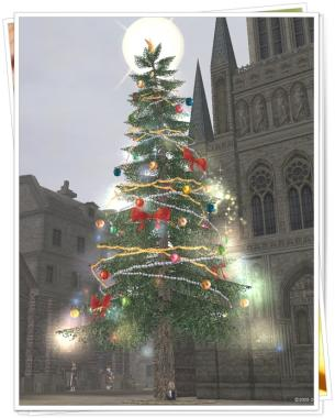 121810 クリスマスツリー