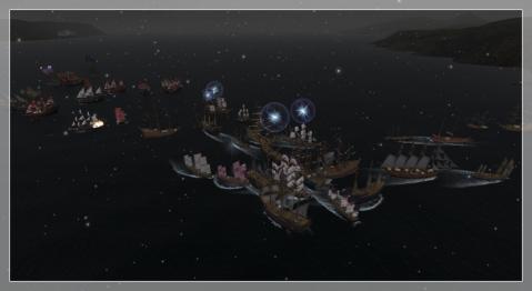 010911 大海戦の様子