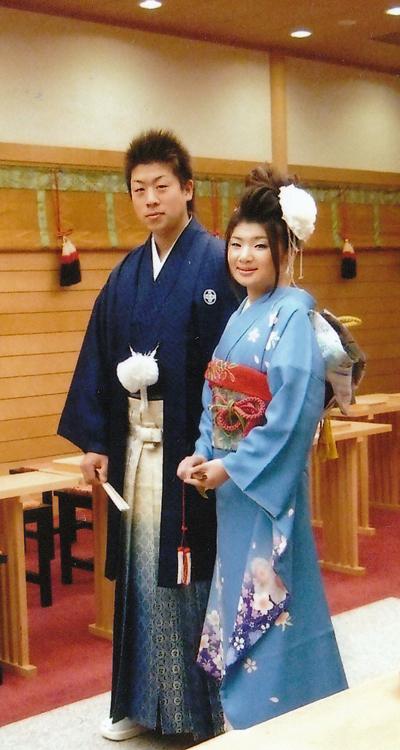 ヘッドドレス 和装 大輪ローズメリア