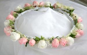 花冠ピンク セミオーダー