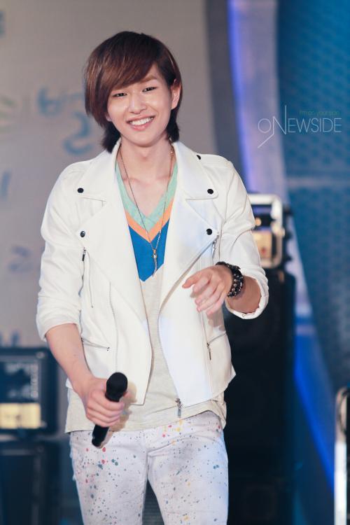 SHINee おにゅの笑顔
