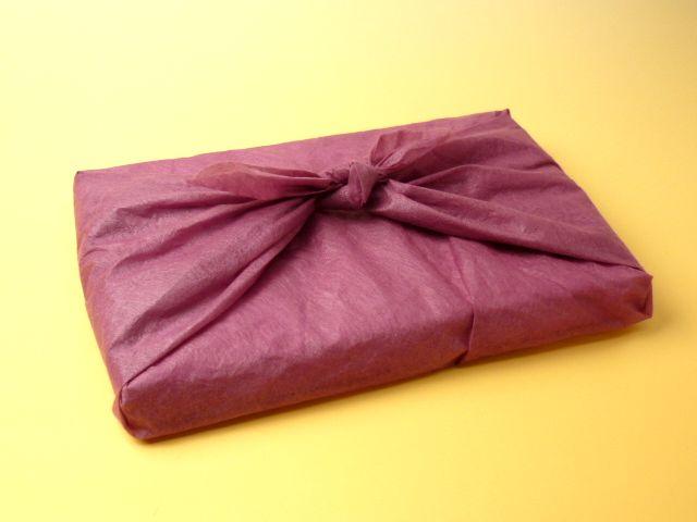 和紙で包む 2