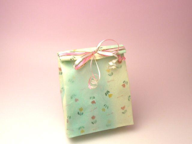 お菓子を入れる袋