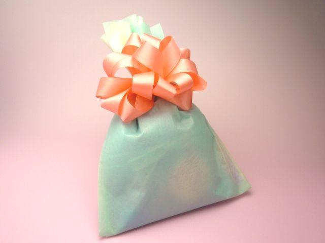 ふんわり包みたいプレゼント
