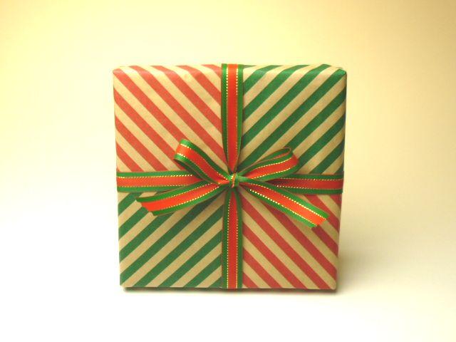 一般的に贈り物にどうぞ