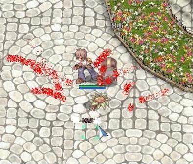 街に咲く花3