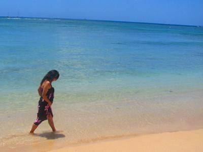 ハワイで女磨き