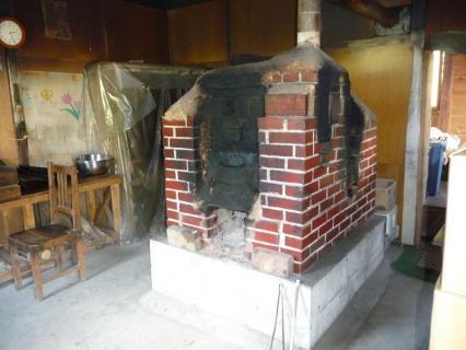 パン焼き窯