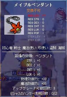 9・10Mペンダント能力