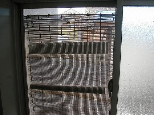 続ー風呂場の窓目隠し現状