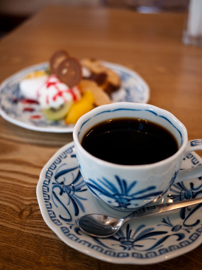Cafe to 木造香舎 珈琲