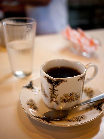 カフェ禅 コーヒー