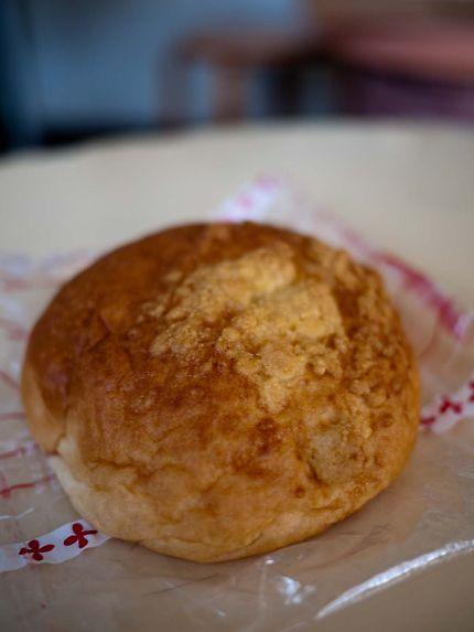 清水パン店 そぼろパン