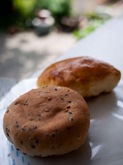 ぱん工房 紫苑 クリームパン