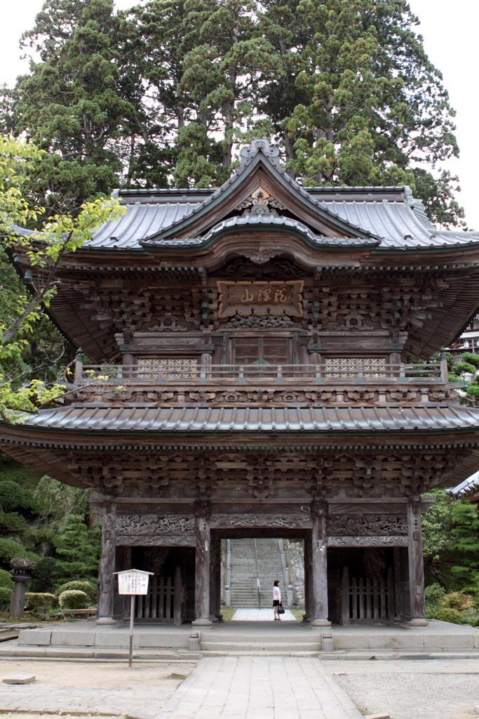 鶴岡市の善宝寺