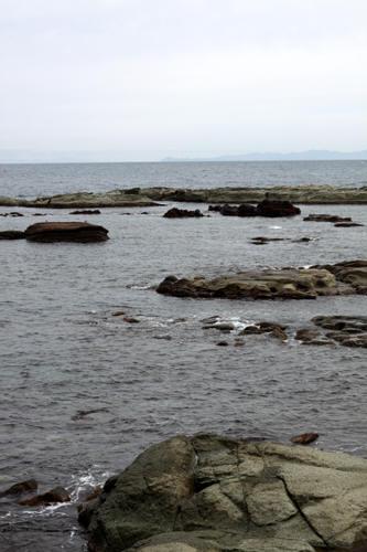 千畳敷の海
