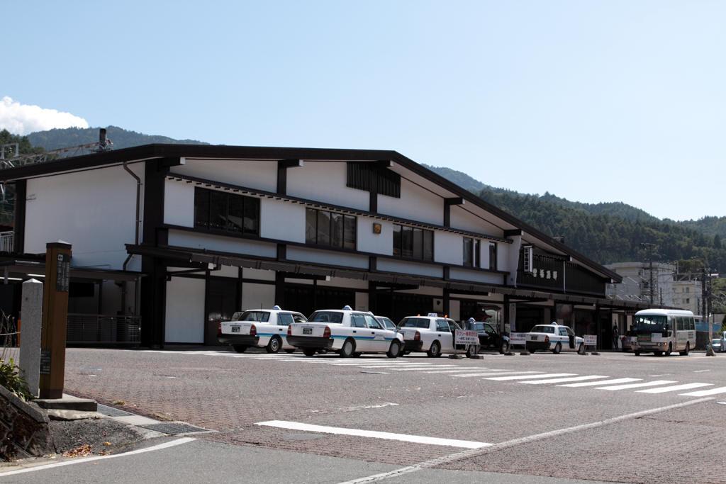 木曽福島駅駅舎