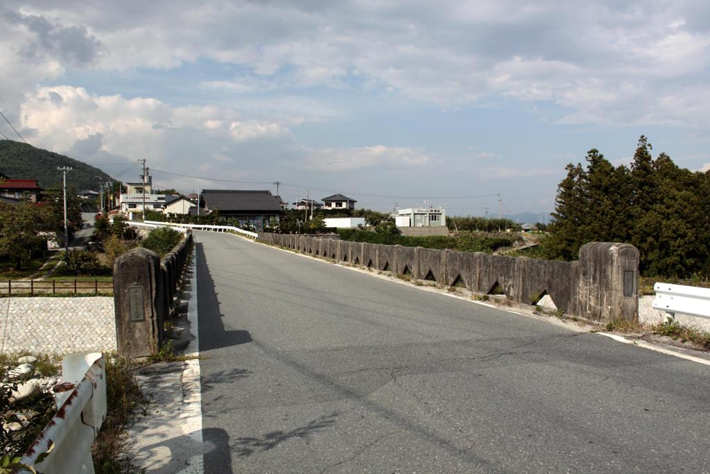 片桐橋の様子