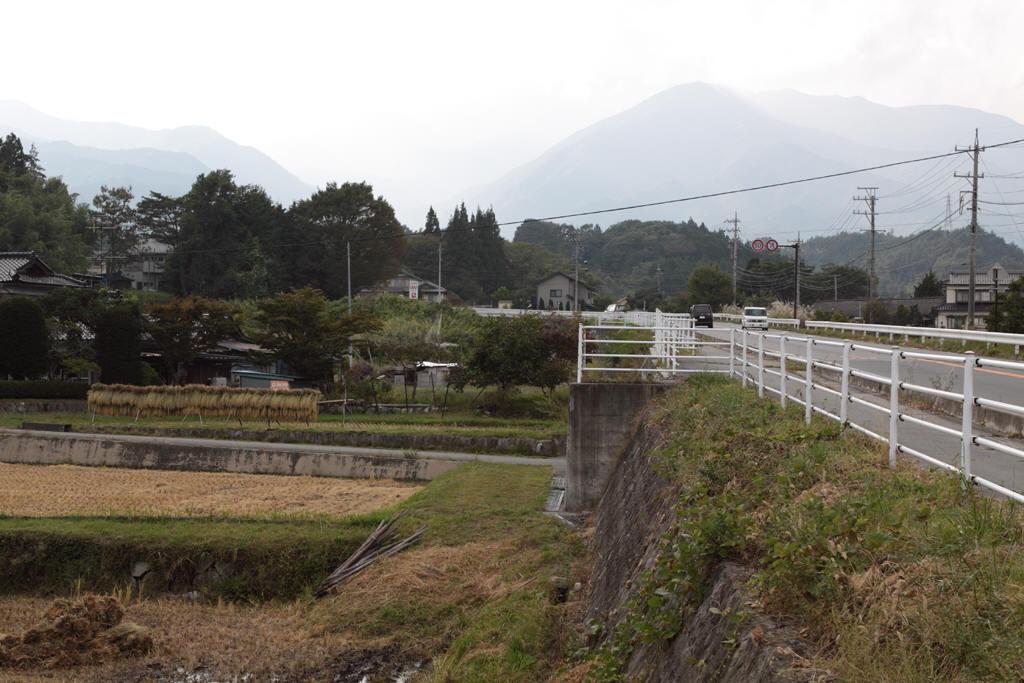 田切駅付近 2