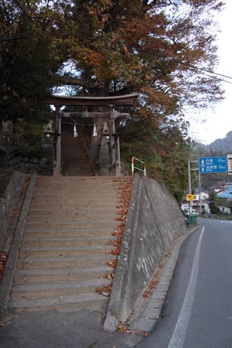 55局扉絵 飯縄神社