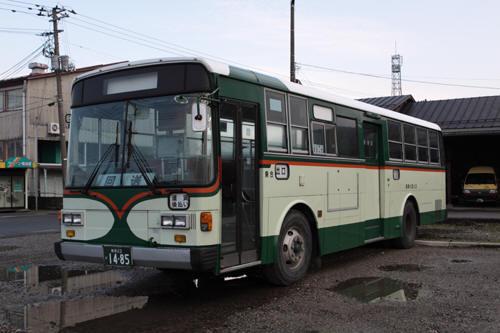 蒲鉄小型バス 1