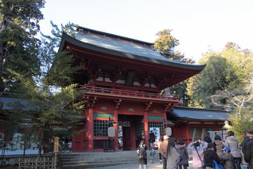 香取神宮見物 2