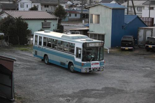 佐原駅の関東鉄道バス