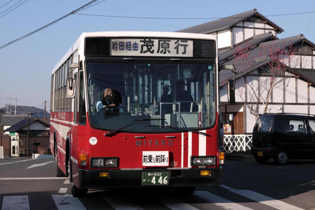 茂原行き都バス