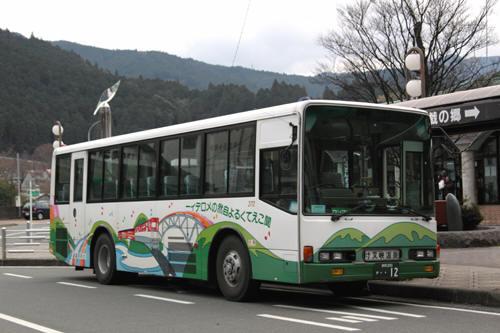 大井川鐵道のバス