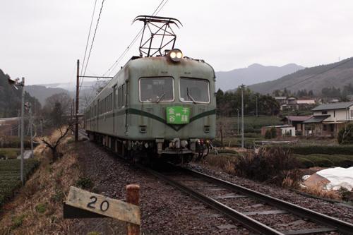 崎平~青部間の14列車