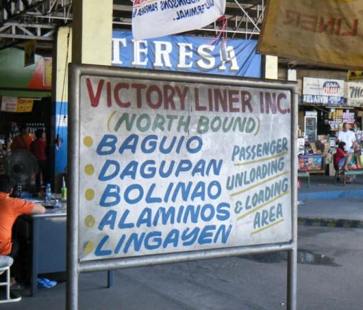 VL sign
