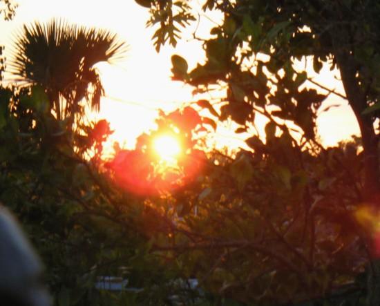 olinao sunset