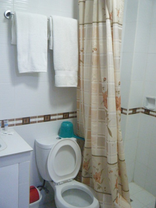 Islandia shower
