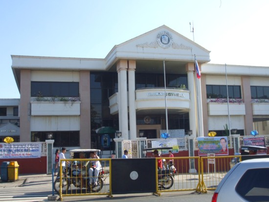 Alaminos City Hall