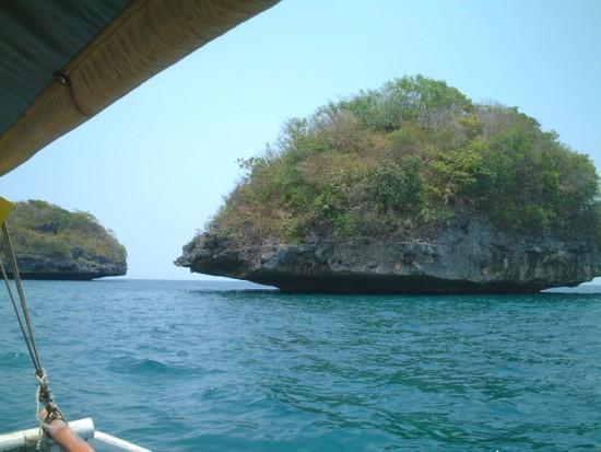 Lucap island