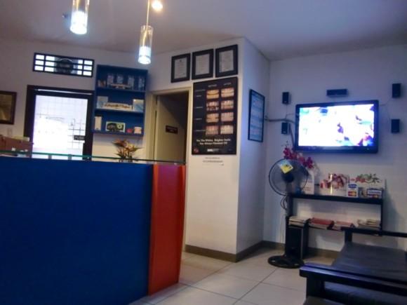 Bonifacio waiting room