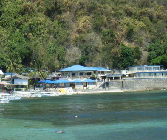 La laguna snorkel