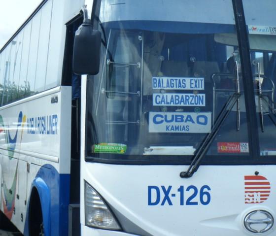 cubao bus