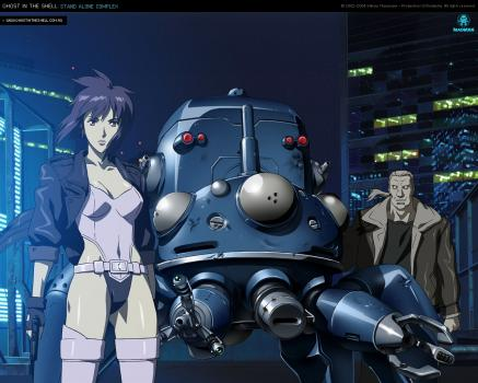 Ghost in the Shell3