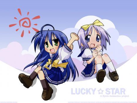 lucky star2