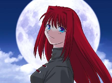 「蒼崎青子 月姫」の画像検索結果