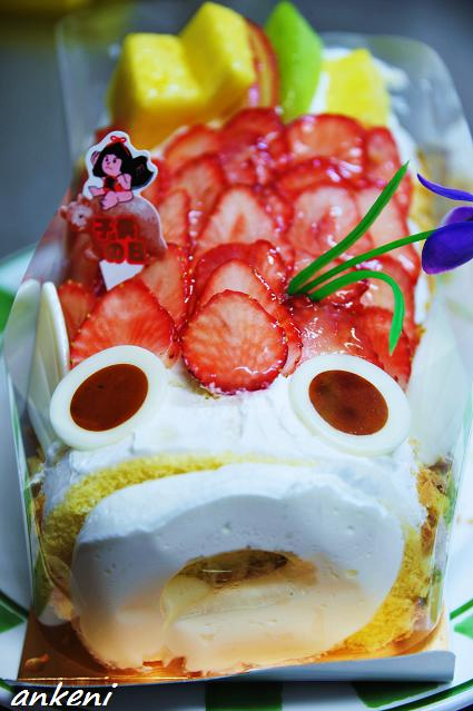 2011.05.03 005  ケーキ