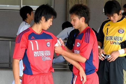 20100925 試合前