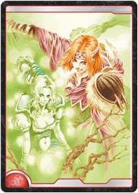木精霊の剣士