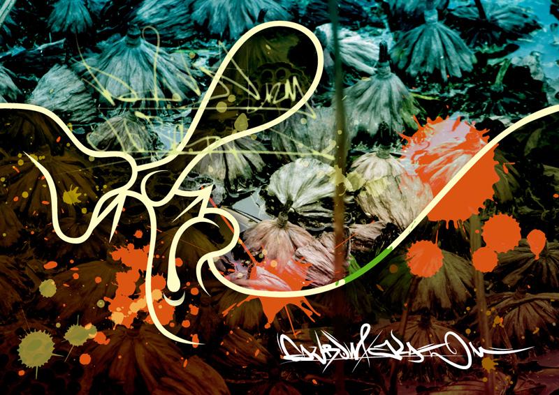 死骸~No-vandalism-cleansing~cazrow×KAT