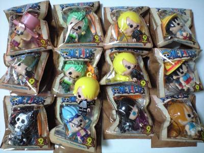 one piece block collection