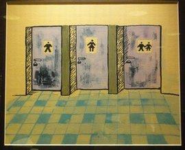 シェラトンのトイレ