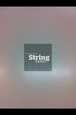 String カメラ時ロゴ