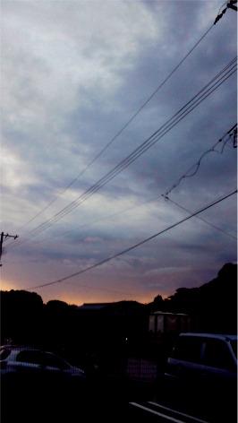 2011.8の夕焼け