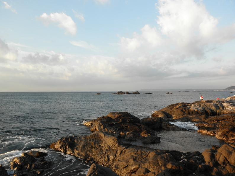 20130210江見漁港2
